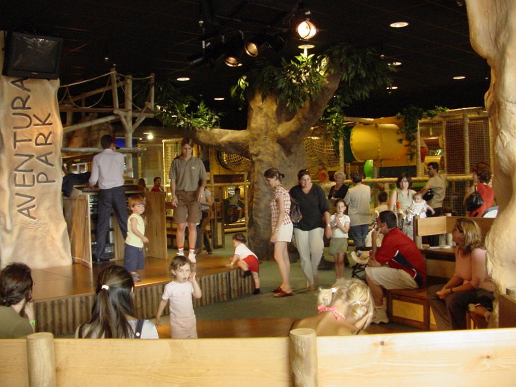 7 parques infantiles donde llevar a tu hij@ este verano