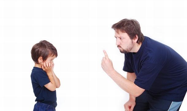 Alternativas al castigo de los niños