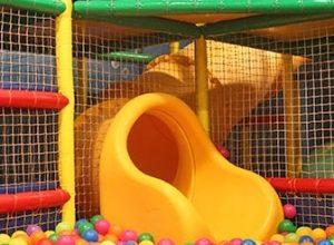 Módulos parques infantiles