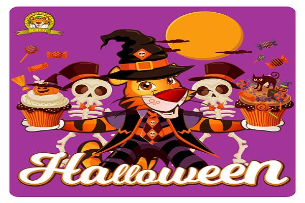 Ideas para celebrar Halloween si tienes niños