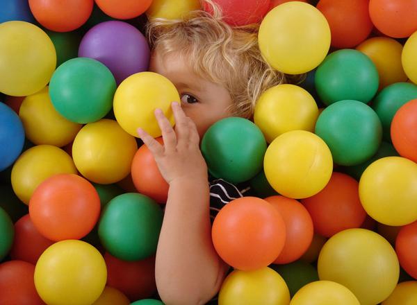 Parque Infantil Aventura Park Piscinas de bolas