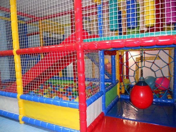 Los beneficios de los parques infantiles en hospitales