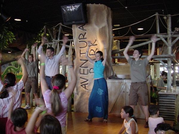 10 razones por las que celebrar el fin de curso en nuestros parques infantiles